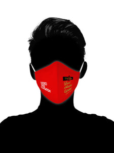 Rose Dynasty - RED SHIRT PRIDE DAY MASKS