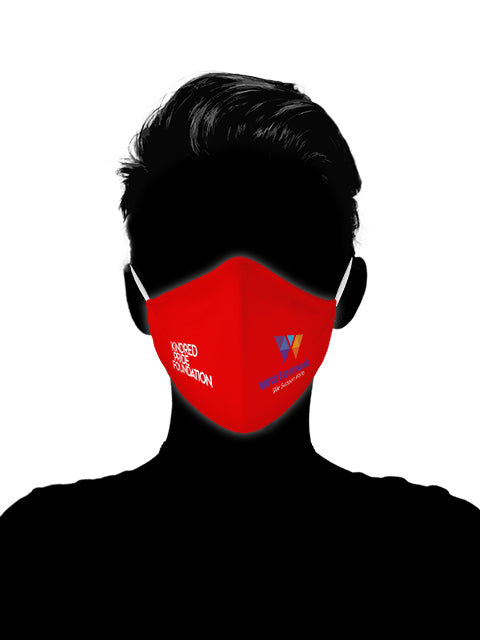 Watermark - RED SHIRT PRIDE DAY MASKS