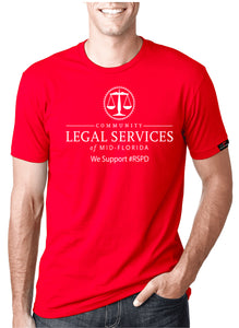 Community Legal Services of Mid-Florida - RED SHIRT PRIDE DAY