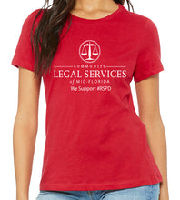 Load image into Gallery viewer, Community Legal Services of Mid-Florida - RED SHIRT PRIDE DAY