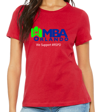 Load image into Gallery viewer, MBA Orlando  - RED SHIRT PRIDE DAY