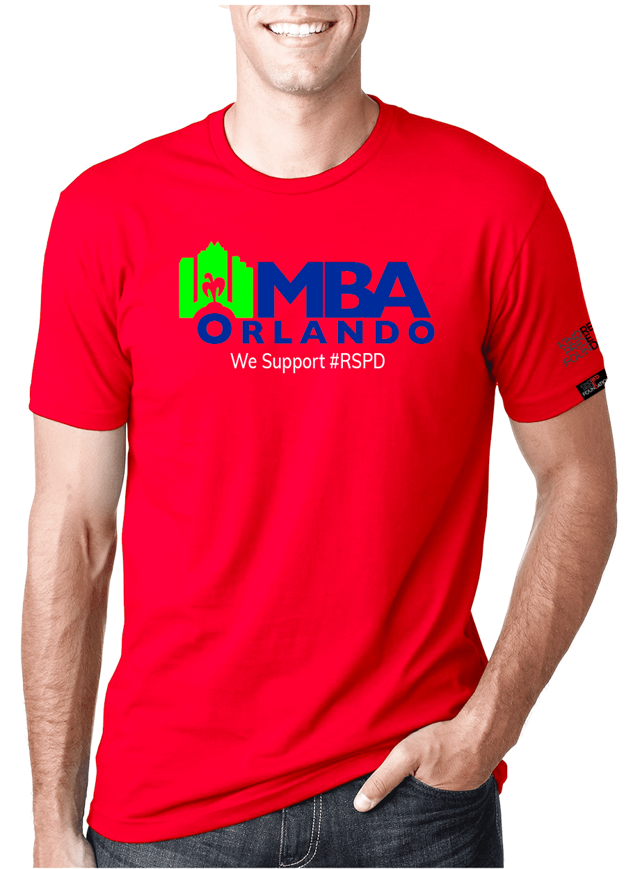 MBA Orlando  - RED SHIRT PRIDE DAY