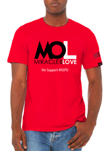 Miracle of Love - RED SHIRT PRIDE DAY