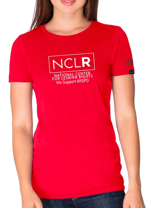 NCLR - RED SHIRT PRIDE DAY