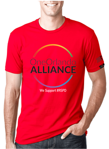 One Orlando - RED SHIRT PRIDE DAY
