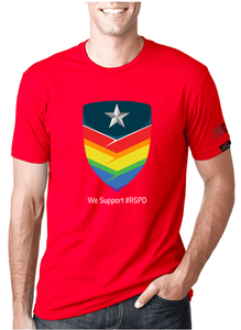Outserve - RED SHIRT PRIDE DAY