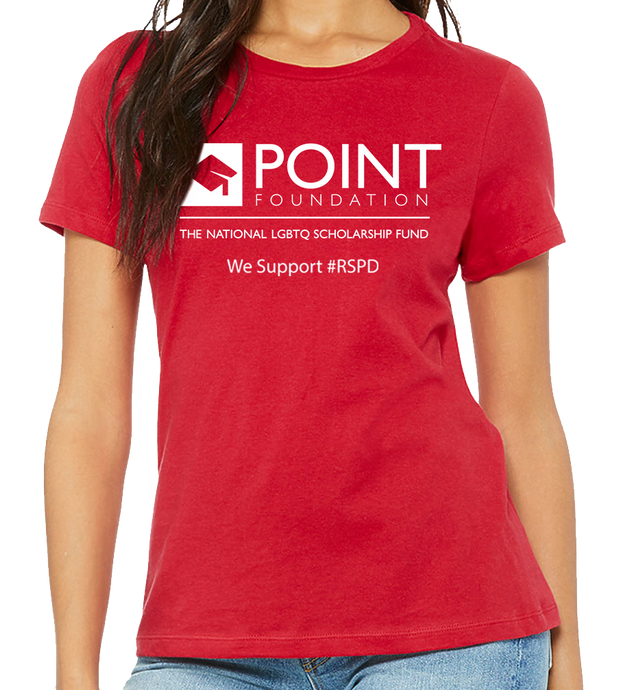 Point Foundation - RED SHIRT PRIDE DAY