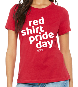 RED SHIRT PRIDE DAY - V2