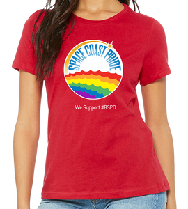 Space Coast Pride - RED SHIRT PRIDE DAY