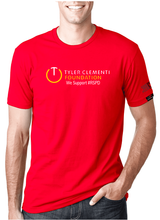 Load image into Gallery viewer, Tyler Clementi - RED SHIRT PRIDE DAY