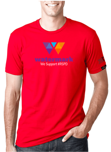 Watermark  - RED SHIRT PRIDE DAY