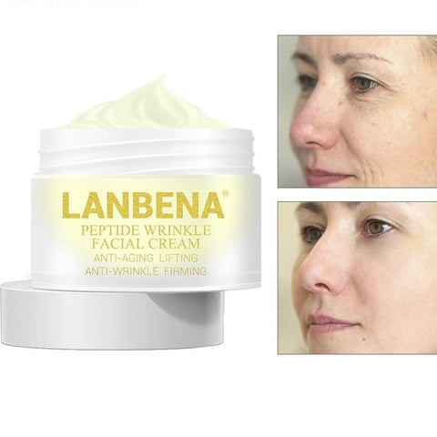 Facial Cream Anti Aging Skin Whitening, Firming Treatment With Acid Hyaluronic Acid Snail Cream