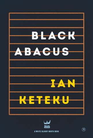 Black Abacus by Ian Keteku