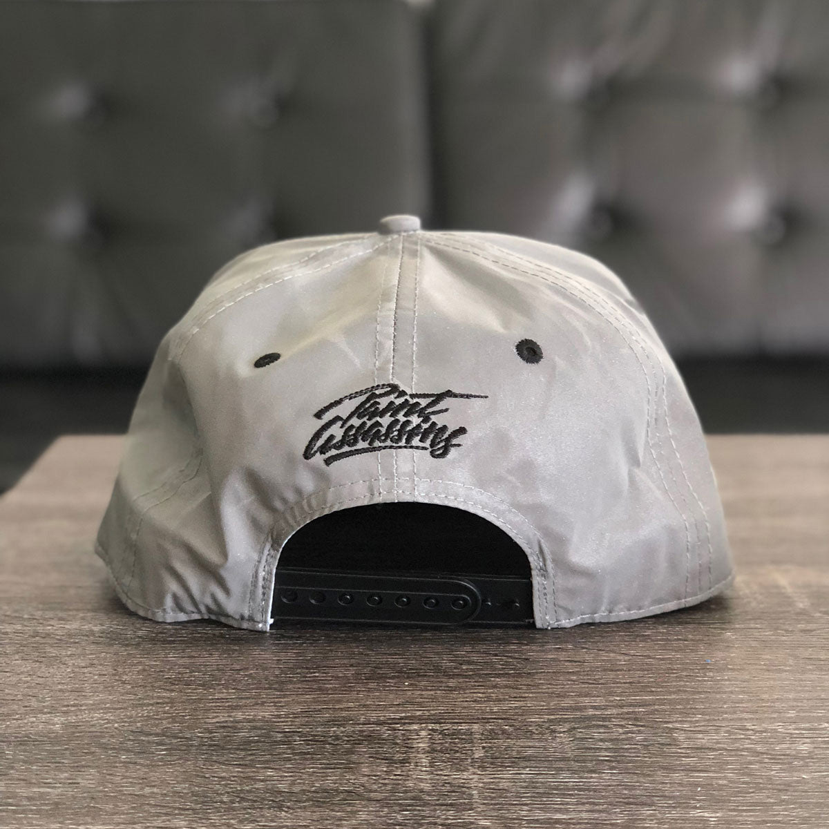 Paint is Dead Forged Carbon 3M Reflective Hat – pidmerch