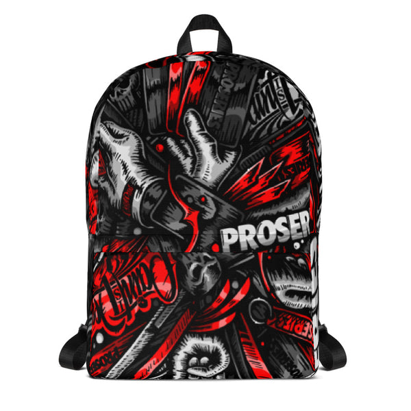 Wrap Tools PROSERIES Backpack - Paint is Dead Merchandise