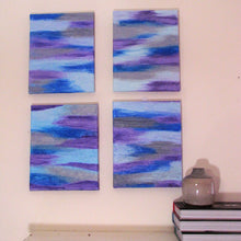 Load image into Gallery viewer, Lilac Haze set of 4 | 8x10