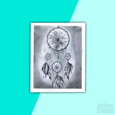 5x7 & 8x10 | Dream Catcher Print