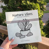 Nature Vibes | Zentangle Coloring Book