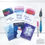 Winter Greeting Cards