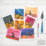 Pumpkin Greeting Cards