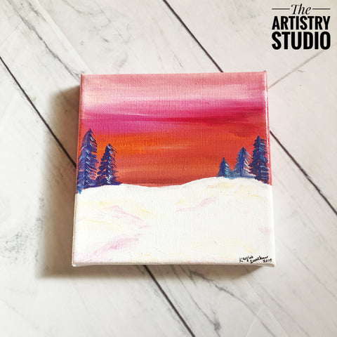 Winter Dreaming | 6x6