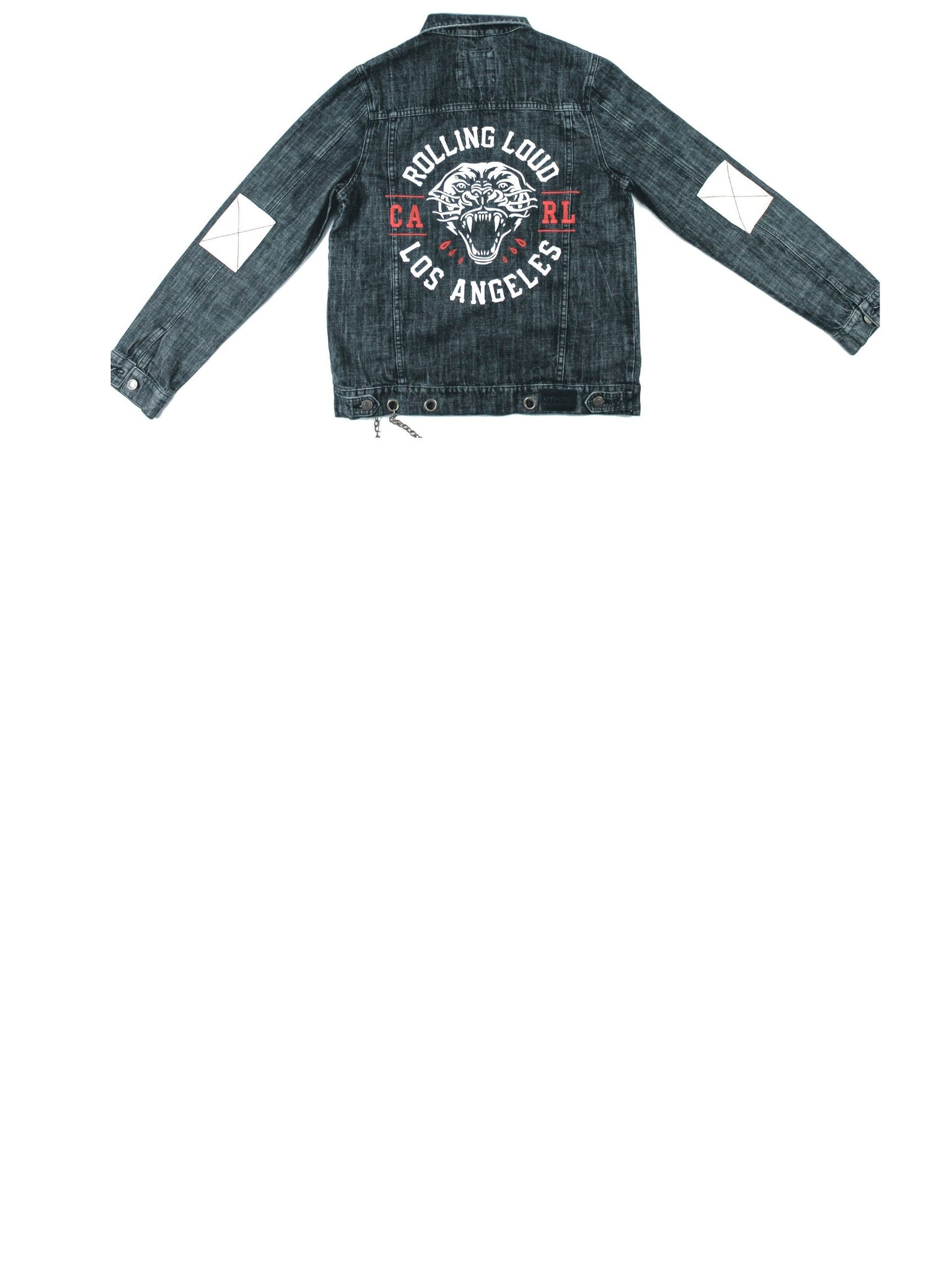 Rolling Loud Denim Jacket