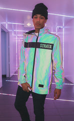 Club Space reflective jacket