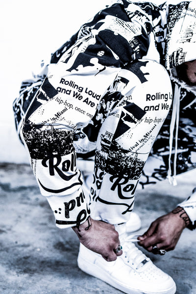Rolling Loud x STRATA jogger 4