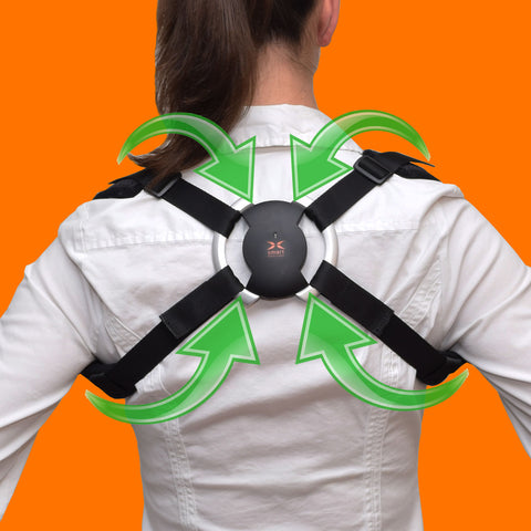Try Smart Back Brace for better posture