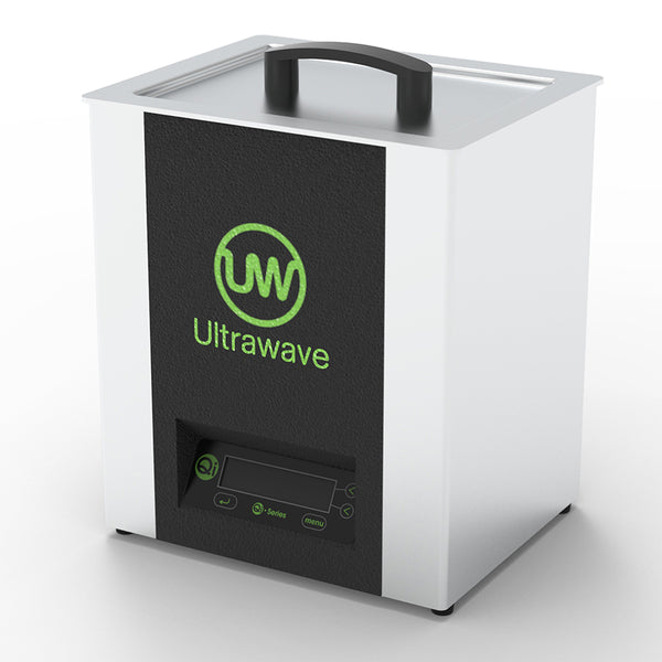 QI-200 Ultrawave ultrasonic cleaning bath
