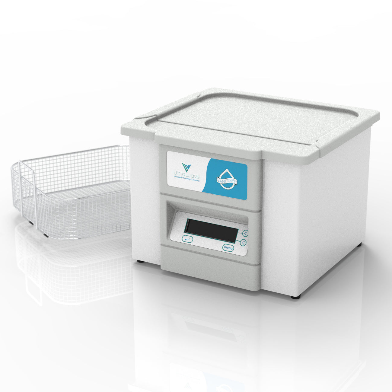 Sanitiser Ultrasonic Cleaning Bath 13L Product Image