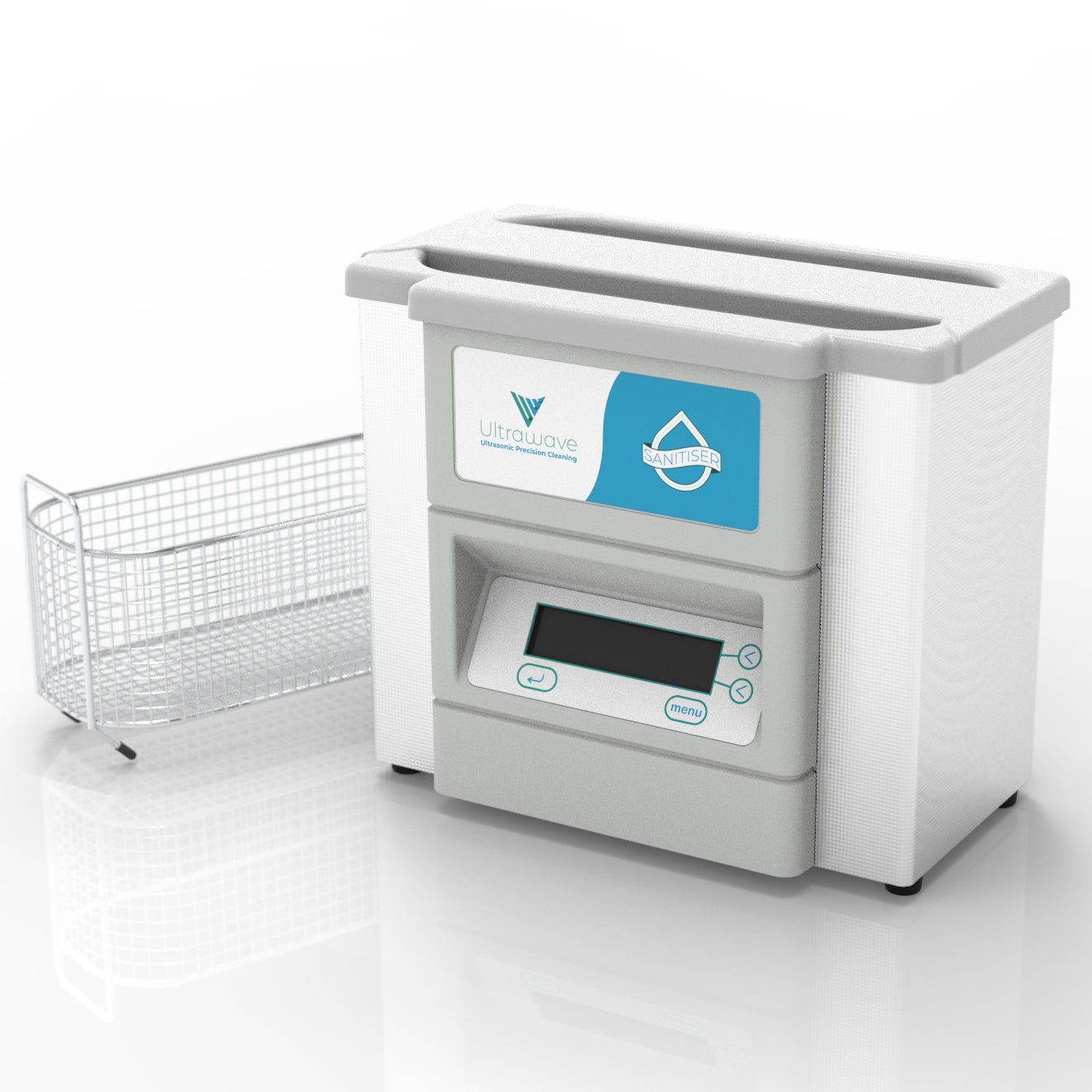 Sanitiser Ultrasonic Cleaning Bath 5L Product Image