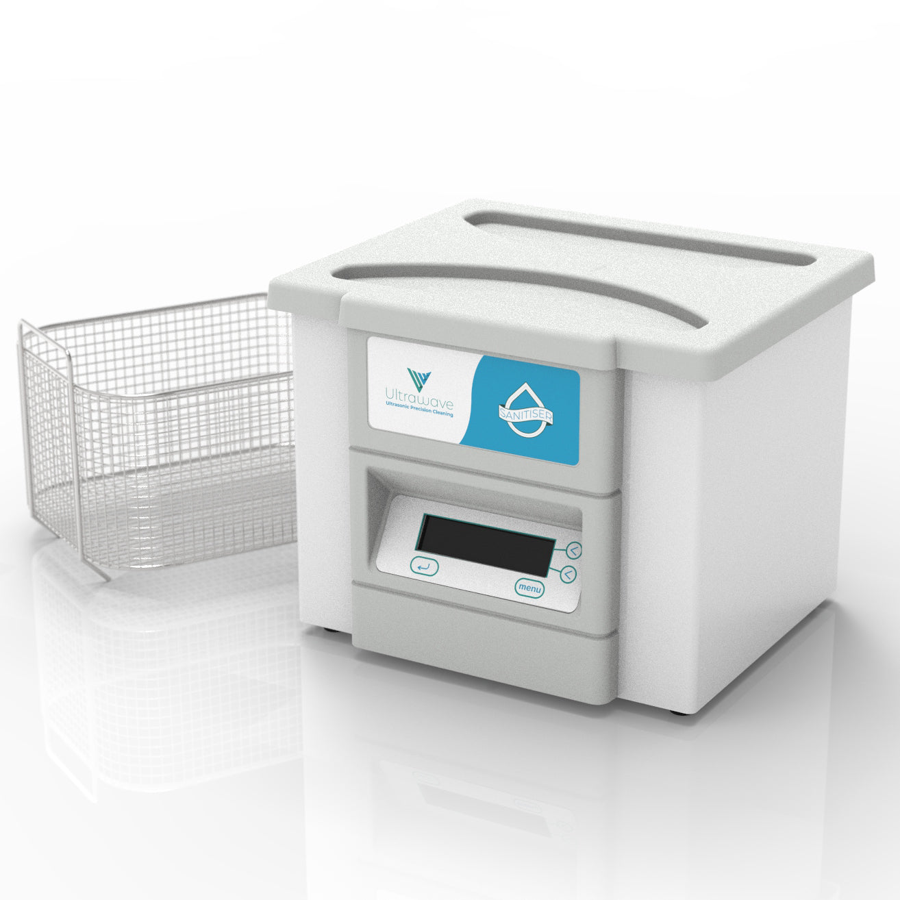 Sanitiser Ultrasonic Cleaning Bath 9L Product Image