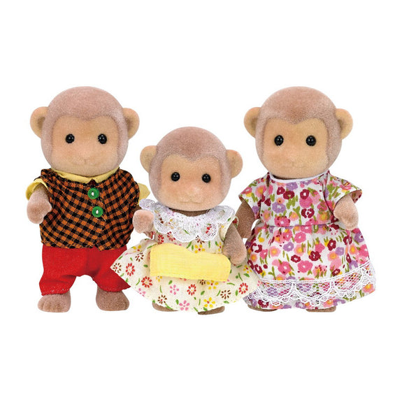 Mango Monkey Family