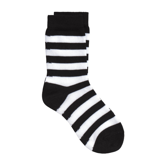 Verna Socks White/Black