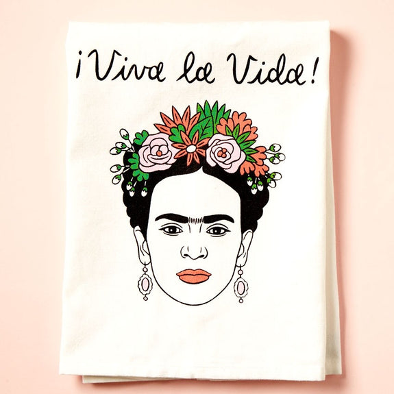 Tea Towel - Artista Frida