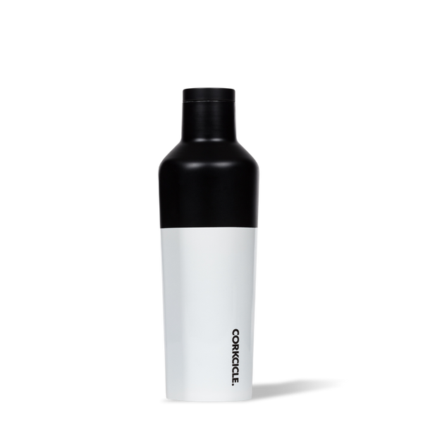 Corkcicle Canteen - 16oz. - Modern Black