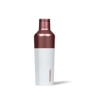 Corkcicle Canteen - 16oz. - Modern Rose