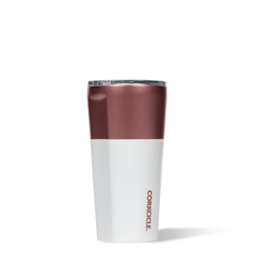 Corkcicle Tumbler - 16oz. - Modern Rose