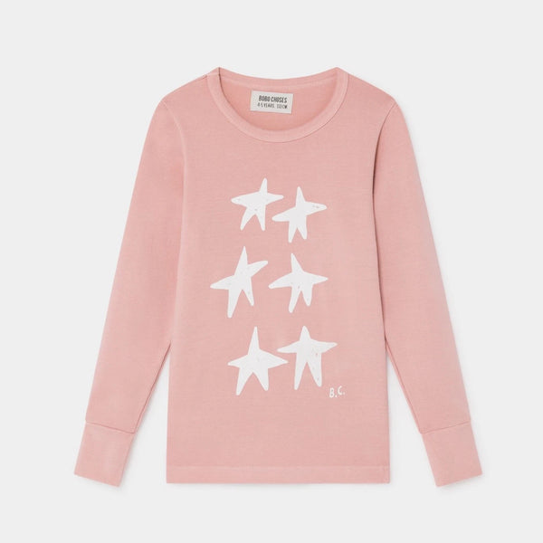 Long Sleeve Tee - Stars