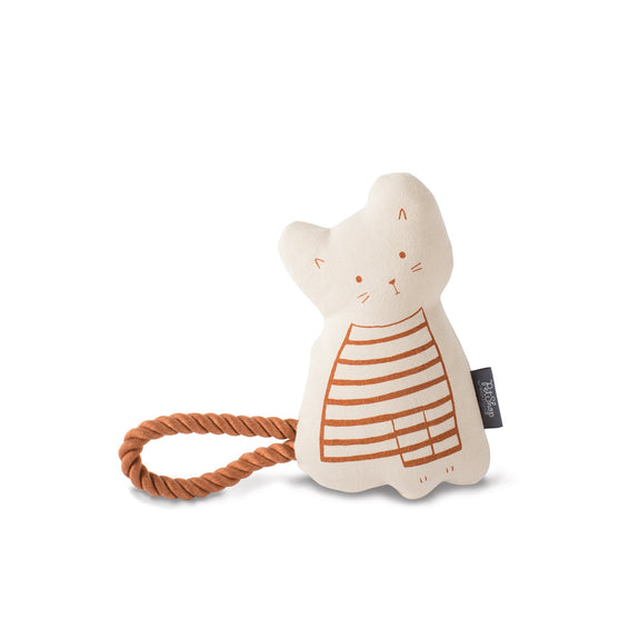 Canvas Dog Toy - Miss Kitty