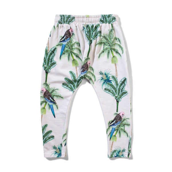 Jungle Joy Pant - Oatmeal