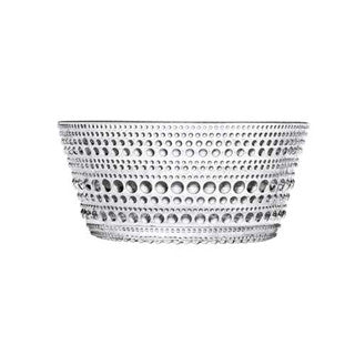 Dewdrop Bowl - Clear 9oz.