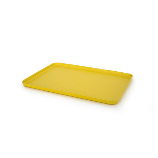 Fresco Medium Tray Lemon