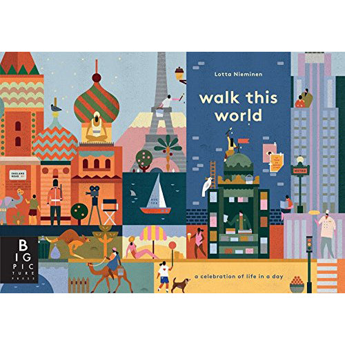 Walk This World by Jenny Broom