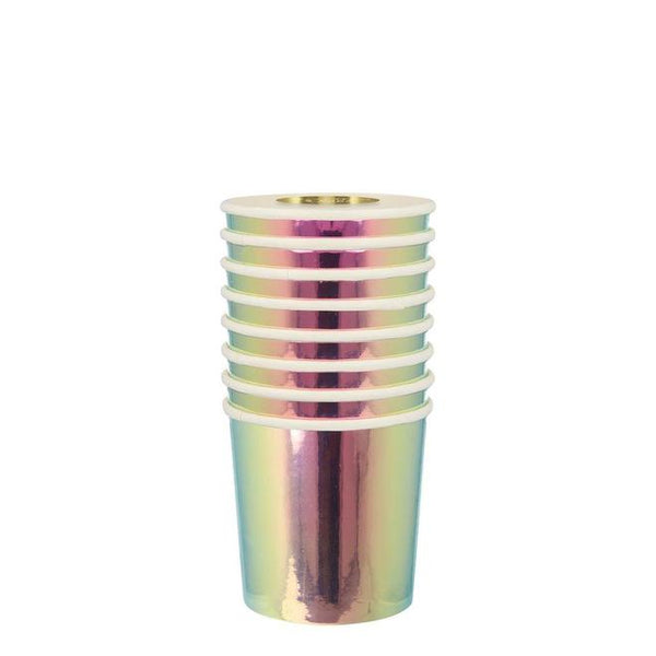 Oil Slick Tumbler Cups