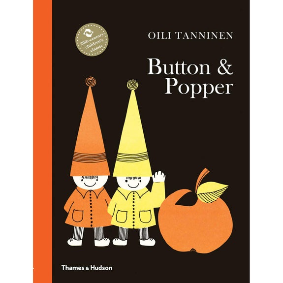 Button and Popper by Oili Tanninen