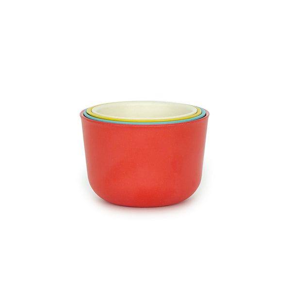 Pronto Measuring Cup Set (Persimmon/Lagoon/Lemon)
