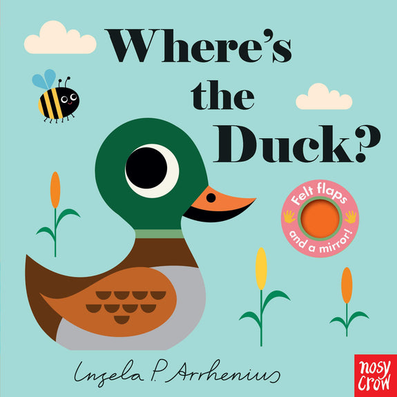 Where's the Duck? Board Book