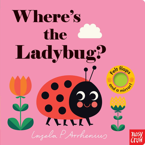 Where's the Ladybug? Board Book